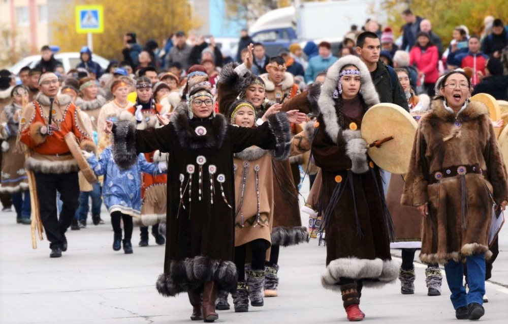 Съезд коренных малочисленных народов Чукотки планируют провести в марте