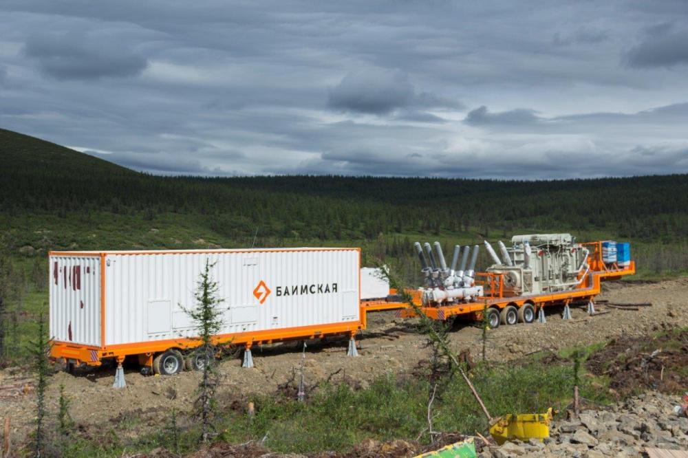 Правительство утвердило комплексный план освоения Баимской рудной зоны
